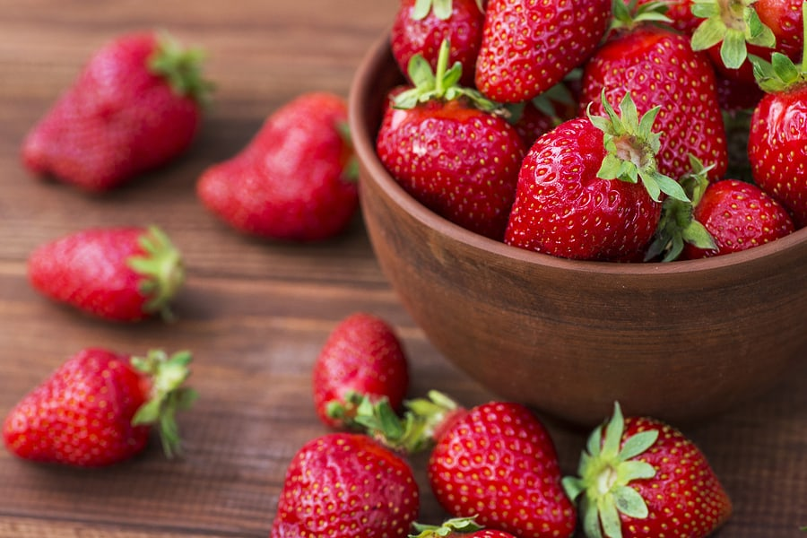 CBD Can Increase The Life Span Of Strawberries